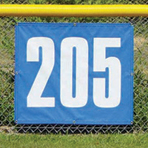 Outfield Distance Markers