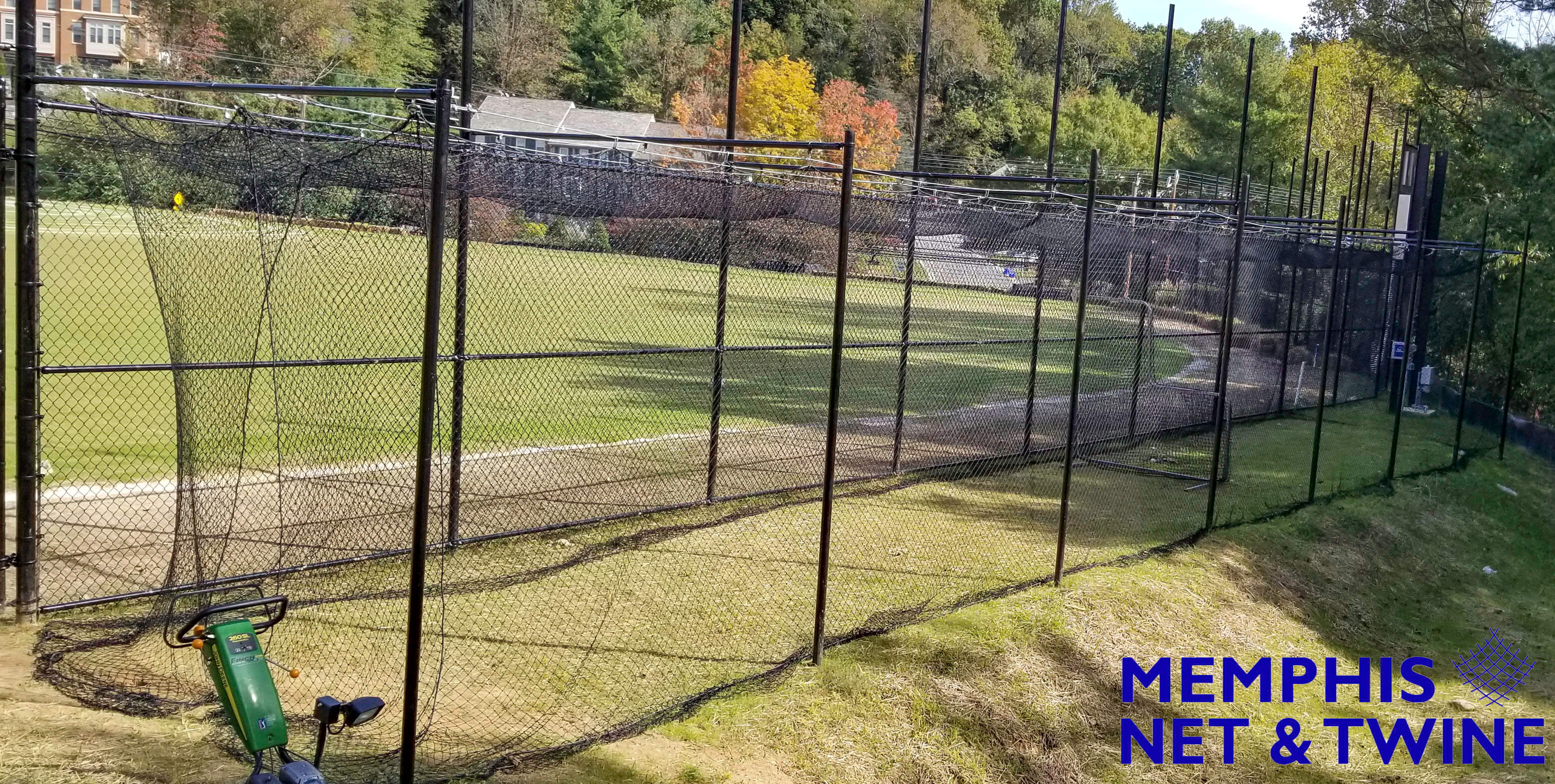 70 foot Batting Cage with Standard Frame