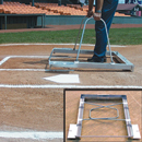 chalk machine baseball