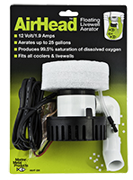 12 Volt Floating Airhead