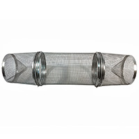 Gee Eel Trap, 9 in. by 31 in.