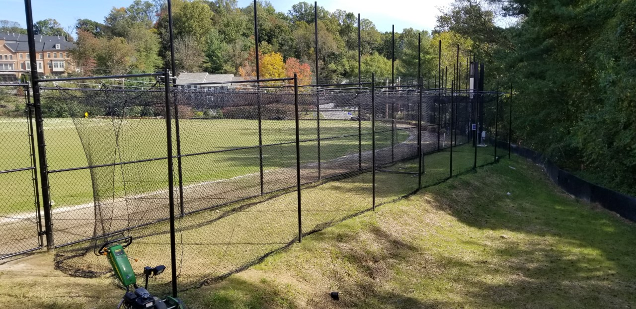 How To Install a Batting Cage