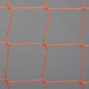 Soccer Goal Nets, Pair of 7' High, 21' Wide, 3' Top Depth, 7' Base Depth, Orange