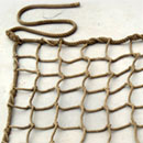 Obstacle Net, 10 in. Sq. Mesh, 1 in. Dia. Rope