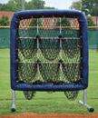 Practice Screen, 9 Pocket Pitcher's Pocket