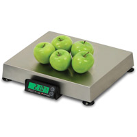 Digital Platform Scale, Weighs to 150 lbs. x .05 lb.