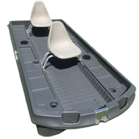 Bass Hunter Boat, The 120, 2 Seater, 120