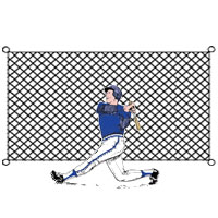 Baseball Backstop, #21 Treated