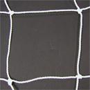 Soccer Goal Nets, Goals, 7' H X 21' W, Pair, 3' Top Depth, 8' Base Depth, White