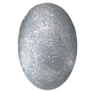 Mold, Egg Sinker, 2 Cavity, 6 oz. and 8 oz.