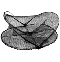 Eel, Crab & Finfish Trap, 3/8 in Sq. Mesh, 26 in. by 19 in. by 9 in.