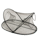 Eel, Crab & Finfish Trap, 1/2 in Sq. Mesh, 28 in.y 20 in. by 13 in.