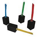 Featherd Base Plugs (3)