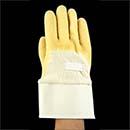 Gloves, Safety Cuff, Golden Grab-It
