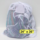 Polyester Laundry Bags, 24 in. by 36 in.