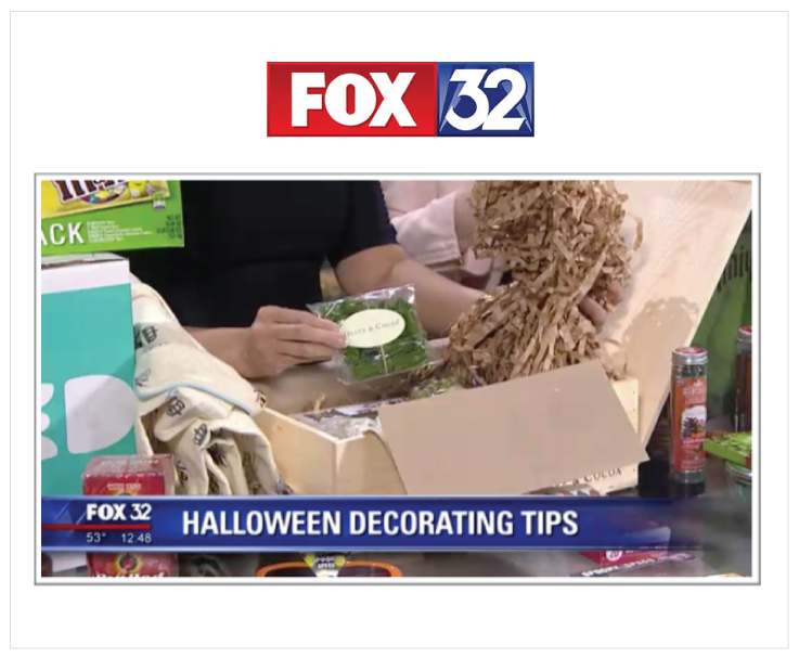 Chicago News featured Olive & Cocoa