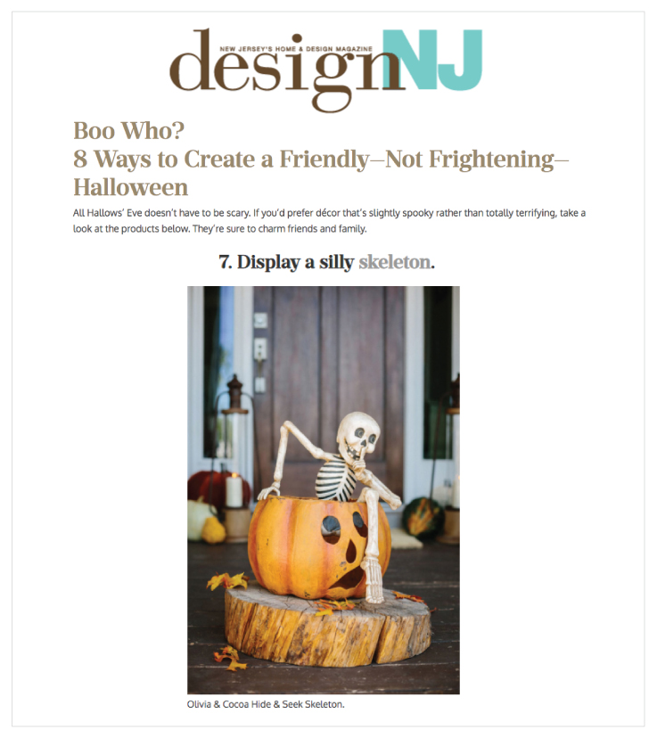 8 Ways to Create a Friendly, Not Frightening Halloween