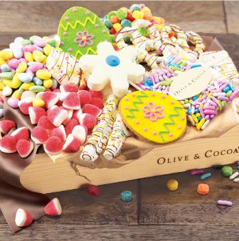 Grande Springtime Sweets
