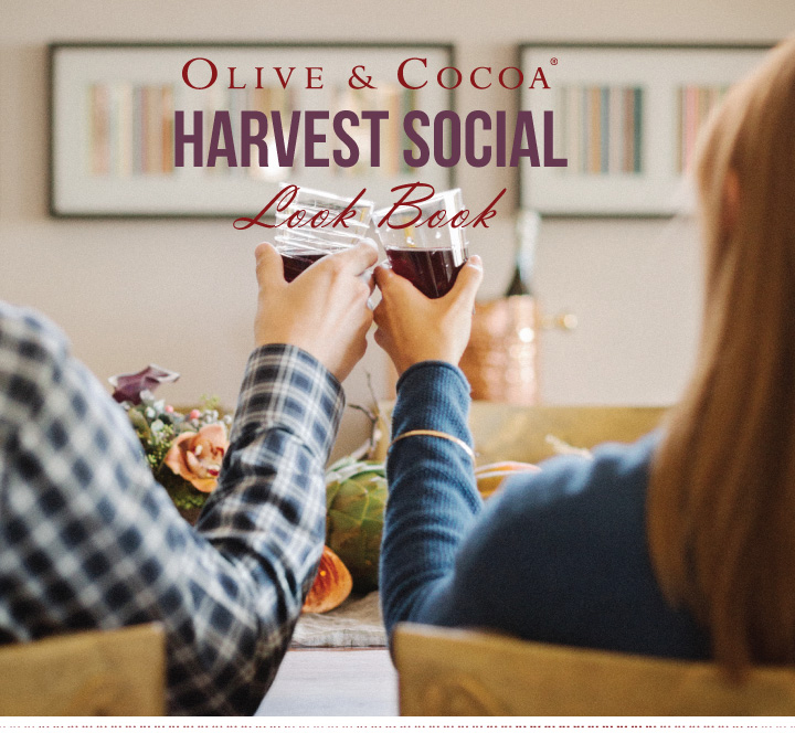 Harvest Social Look Book   Olive & Cocoa