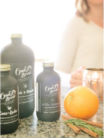 Artisanal Cocktail Teas & Honey