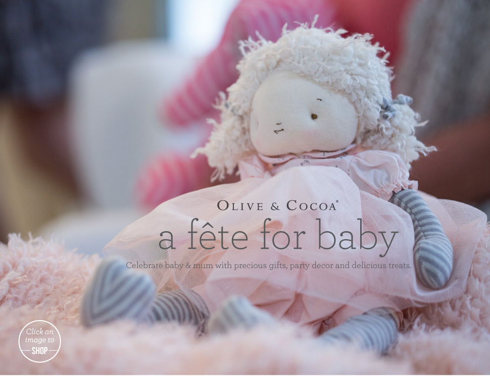 A fete for baby