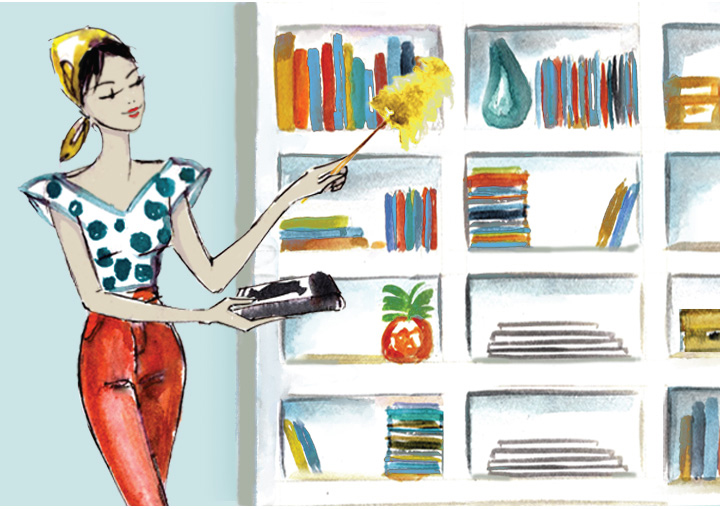Spring Cleaning: 10 Little Things To De-Clutter