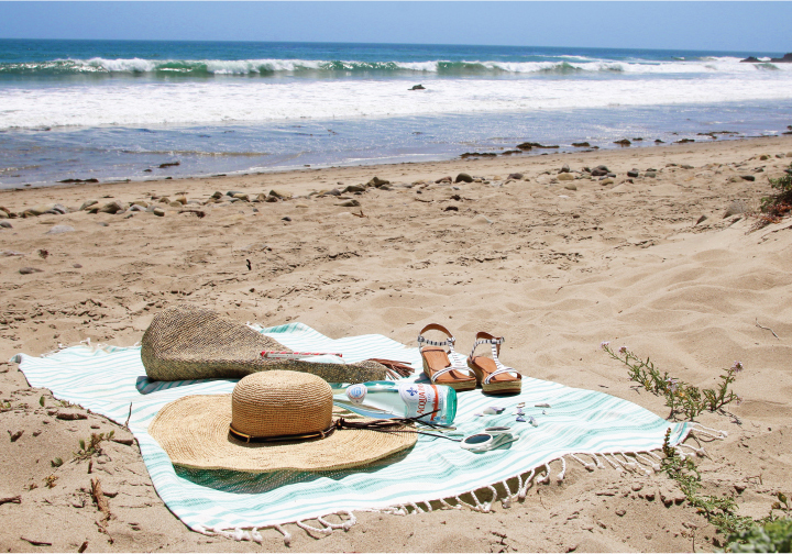 The Essential Beach Bag Packing List