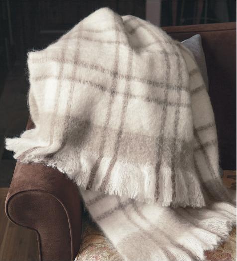 Highlands Wool Throw