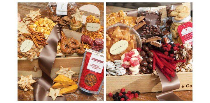 Sending a Food Gift Basket is Convenient