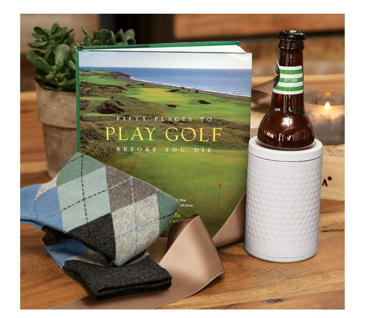 Golfer's Delight Crate