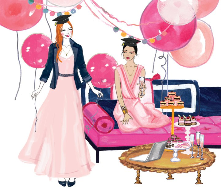 How to Plan an Unforgettable Virtual Graduation Party
