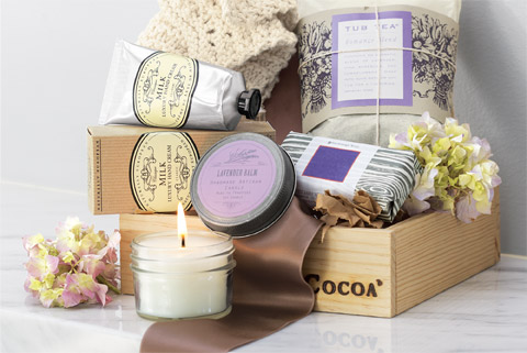 Serenity Spa Crate