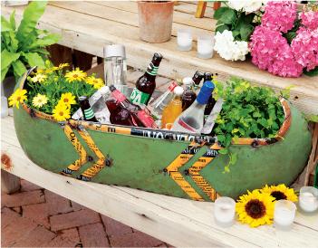 Canoe Cooler