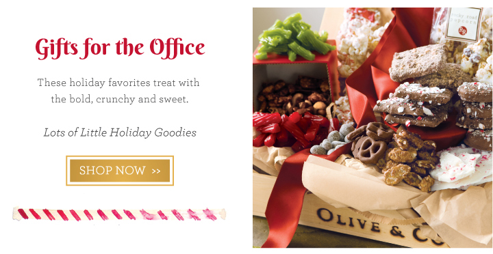 Lots Of Little Holiday Goodies