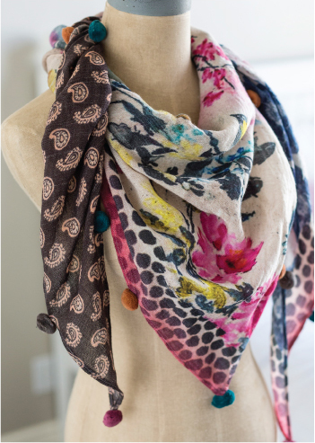 A Perfect Scarf Tie for Every Occasion: Olive & Cocoa