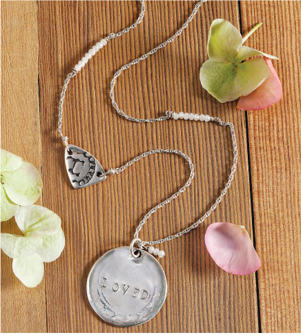 Loved Coin Necklace