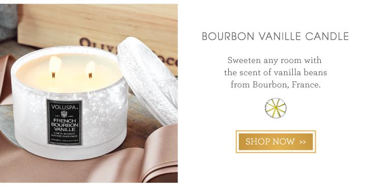 Bourbon Vanille Candle