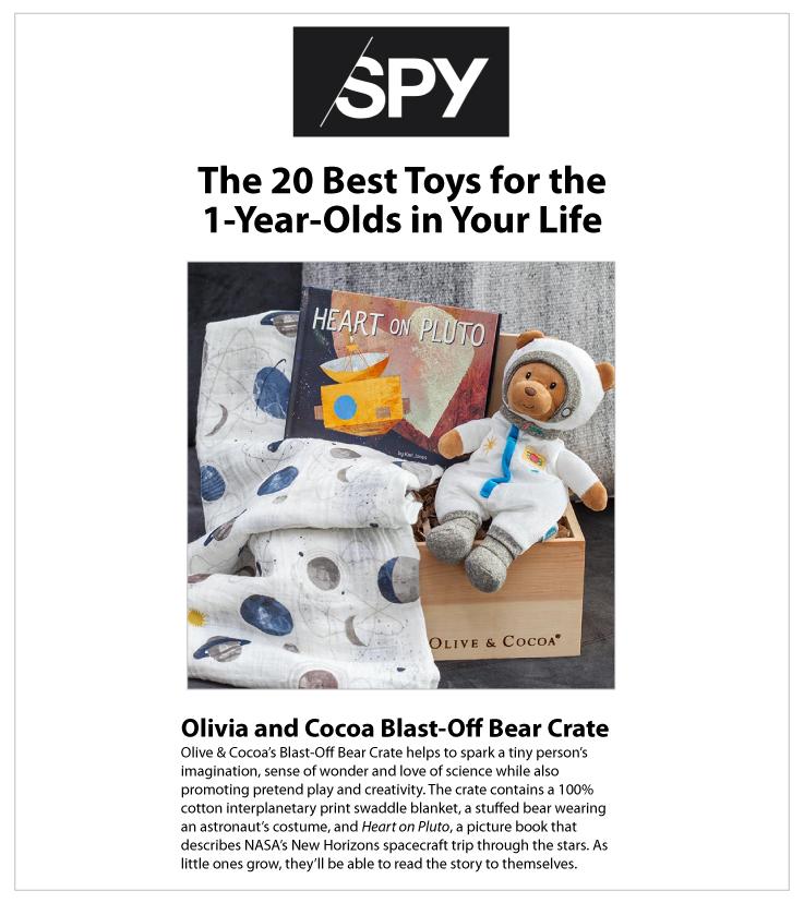 As Seen In Spy.com 01.25.2021