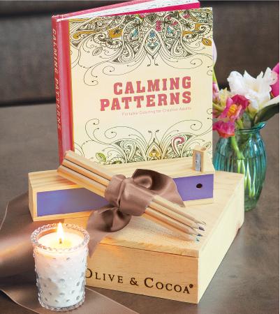 Calming Colors Crate