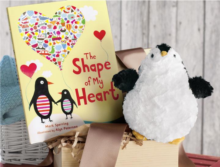 Padgett The Penguin & Storybook