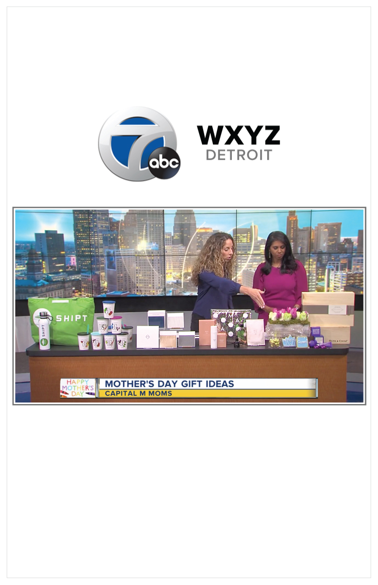 As Seen on WXYZ Detroit: Olive & Cocoa