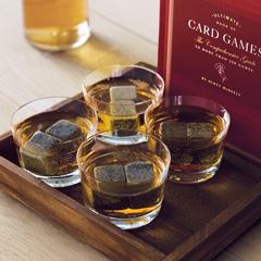 Whisky & Cards Set