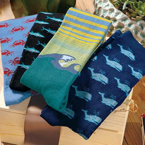 High Tide Sock Crate
