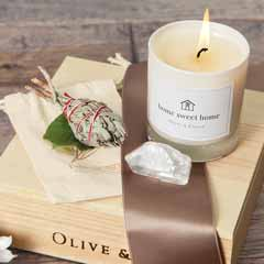 """""""Home Sweet Home"""" Candle Set"""