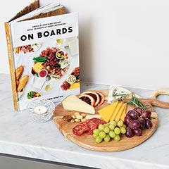 """""""On Boards"""" Serving Set"""