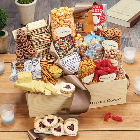 Delectable Delights Crate