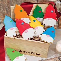 Happy Gnome Cookies