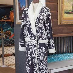 Five-star Plush Robe