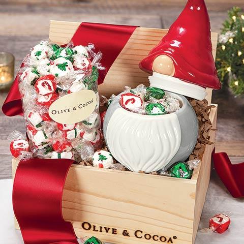 Candy Jar Gnome & Taffy