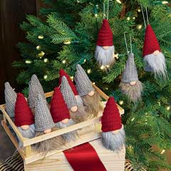 The 12 Gnomes Of Christmas